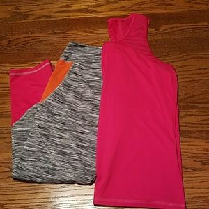 Anne Klein Sport athletic outfit